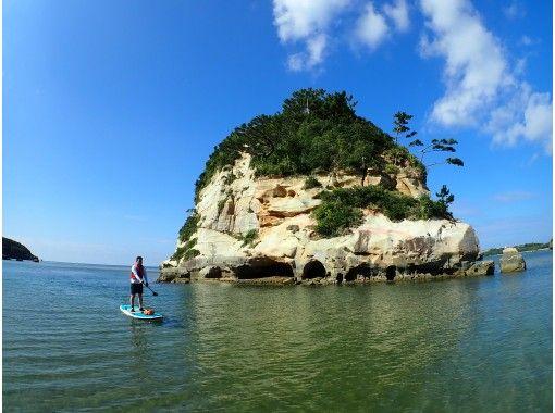 【沖縄・西表島】体験SUP・プラン(所要時間・約2時間)の紹介画像