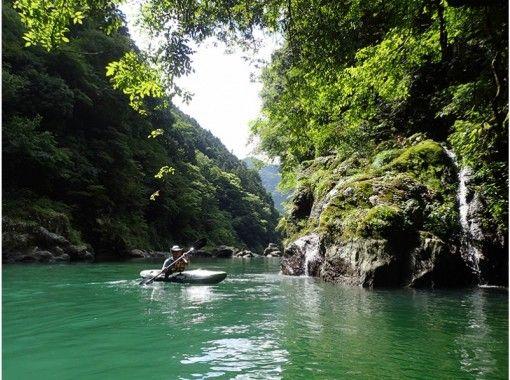 【奥多摩(白丸湖)カヤック体験】 大自然の中で初心者から楽しめるカヤック体験ツアー