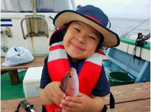 和船長大人一起出海!半日船釣體驗!【初心者,兒童也可體驗】の紹介画像