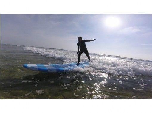 【沖繩·Chatoya】活動期間! ! 90分鐘的課程非常滿意☆ 衝浪享受少數人の紹介画像