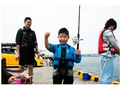 【青森・八戸】初心者・女性・お子様大歓迎!手ぶらで大物狙い☆海釣り体験!!