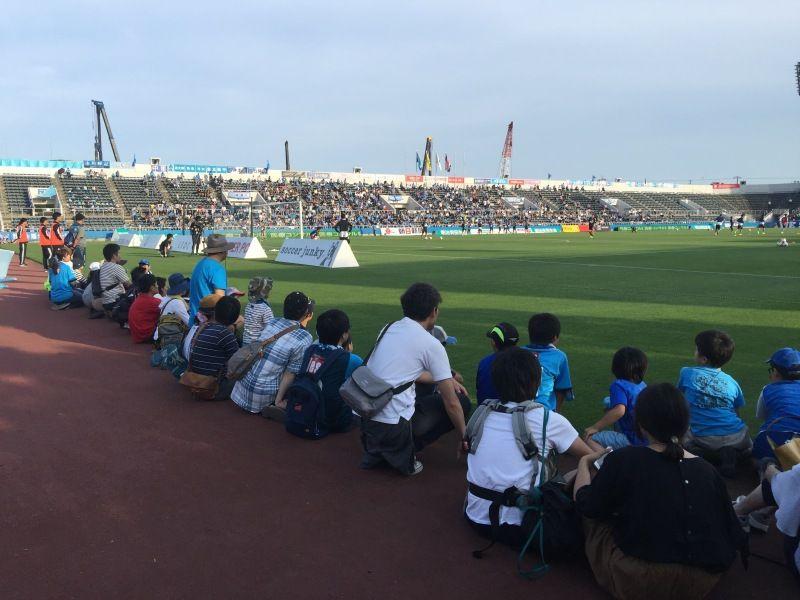 橫濱FC的熱身之旅