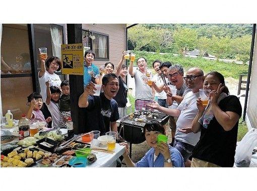 ★食材持込み★大自然を満喫BBQプラン