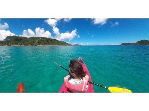 〔沖縄・西表島〕大自然を満喫する半日ツアー 西表島カヤック&エコツアー ジャングルアドベンチャー