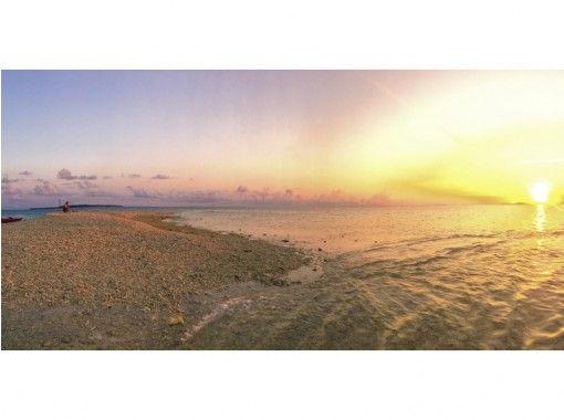〔沖縄・西表島〕 癒しの夕凪を感じる サンセットカヤックツアー ショートコース