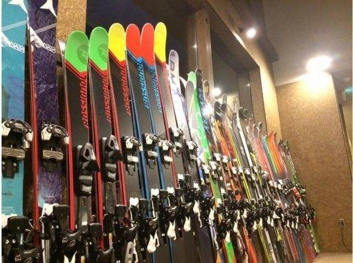 【長野・白馬村】スキー・スノーボード1日レンタル!ウィンタースポーツを手軽に楽しもう!