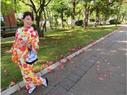 【石川・金沢香林坊店】スタンダード着物レンタルプランの紹介画像