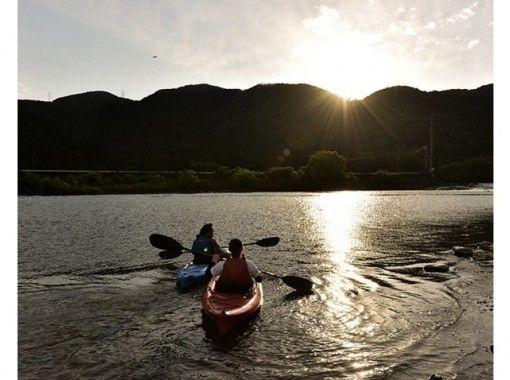 【岐阜・大垣市】夜風が涼しい!ナイトカヌー体験