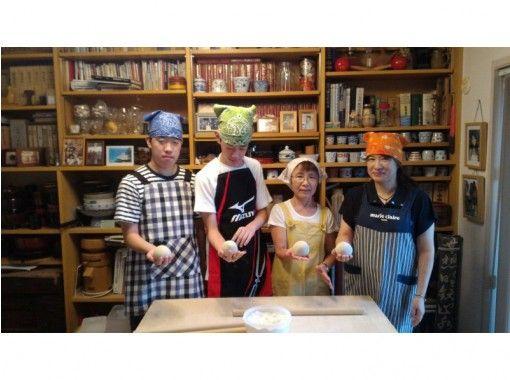 【神奈川・小田原】とことん蕎麦を楽しもう!そば打ち&My箸作り体験の紹介画像