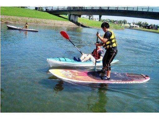 【宮崎・青島】Paia集合:「カヌー体験」SUPも利用して川を探検★癒しの時間を楽しもう!の紹介画像