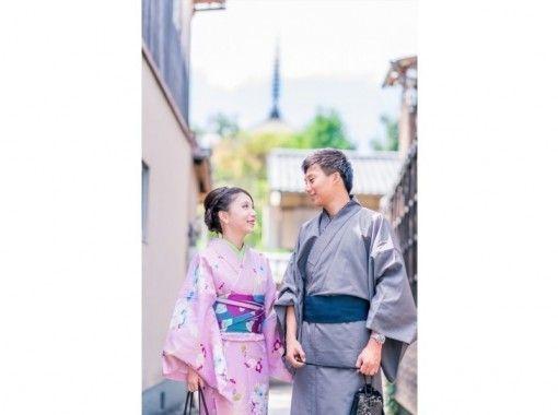 免費租賃髮飾和腰帶飾品♪和服租賃計劃(京都/清水寺)の紹介画像