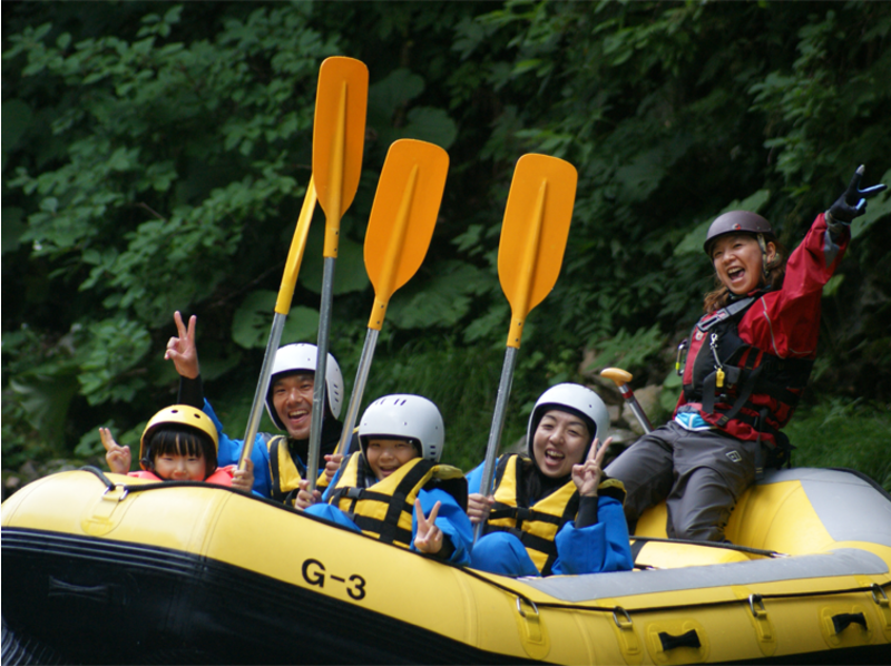 【Hokkaido · South Furano】 Seesawrapuchi River Rafting 1DAY course ☆ Tour image introduction ☆ introduction image