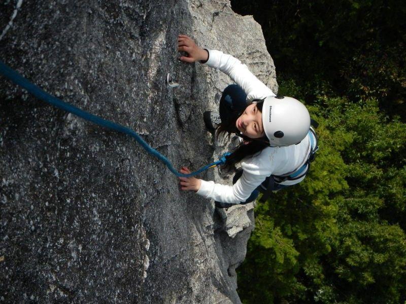 Kansai Rock Climbing