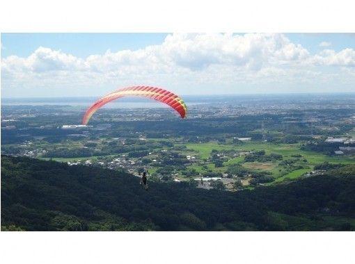 【茨城・土浦】二人乗りで大空飛行!体験&タンデム満喫コース