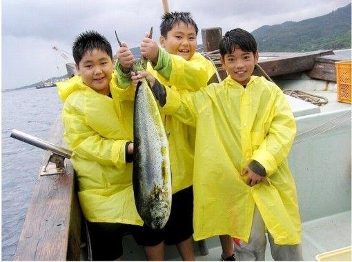 [沖繩名護]遠洋漁業體驗!出礁捕魚(Gurukun,如Akajin)包機!の紹介画像