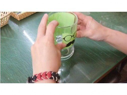 【北海道・小樽】サンドブラスト体験!小樽運河すぐそば!観光の合間に 気軽に体験できます!(60分)の紹介画像