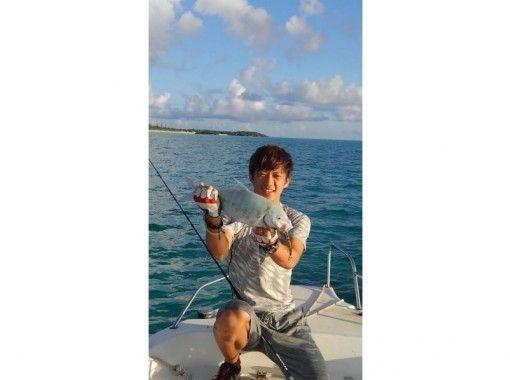 【鹿児島・与論島】熱帯魚釣り・ルアー釣りツアー