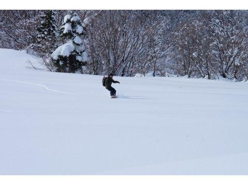 【群馬・水上・猿ヶ京温泉】雪遊び満載!スノーシュー&パウダーサーフ体験プラン