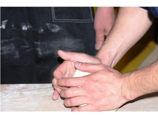 [埼玉/朝霞市]荞麦面制作经验! (有品尝和纪念品)从10岁开始就可以参加!の紹介画像