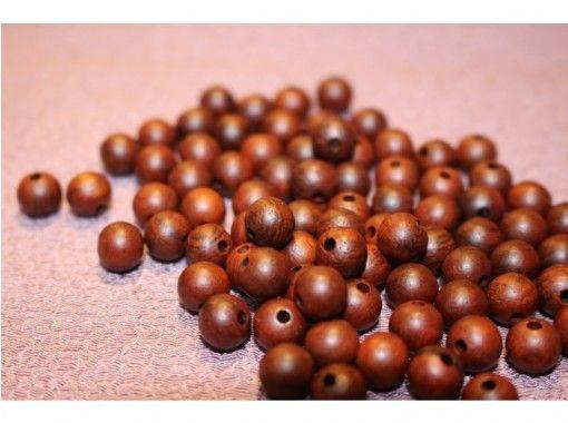 【京都・二条城北】京都土産にぴったり!世界に一つだけの 念珠(数珠)作り体験の紹介画像