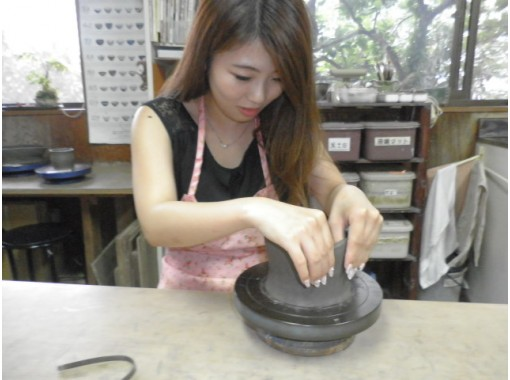 【神奈川・鎌倉】作る物、作り方すべて自由。 一グループ毎の貸切りで気がねなく陶芸体験!
