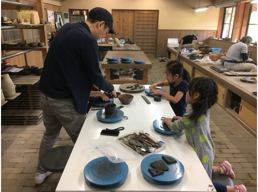 """[Okayama / Bizen] Hidaski firing course """"hand-binder experience"""" is safe even for the first time! Groups are also welcome!の紹介画像"""