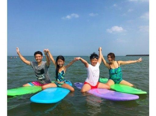 【徳島・徳島市】サーフボード1日レンタルプラン