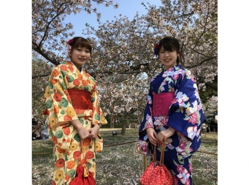 【香川・高松】着物で日本最大の特別名勝、栗林公園をお散歩