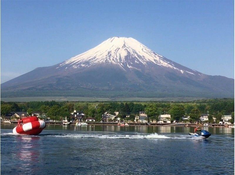 今年の夏は、山中湖で未知との遭遇を。