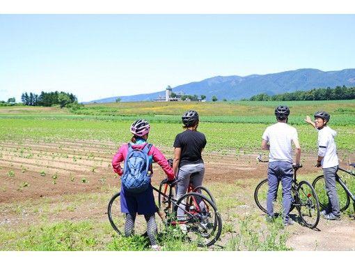 [Kuromatsunai-cho, Hokkaido] Satoyama cycling empty-handed [Niseko area]の紹介画像