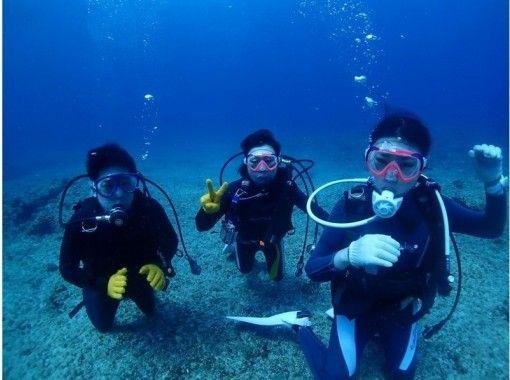 【沖縄県・宮古島】水中を1グループ毎にご案内!宮古島でおすすめのビーチ体験ダイビング 写真付きの紹介画像