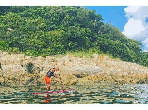 【愛知・蒲郡】  中級者向け 三河湾SUP de IslandCruisingTour