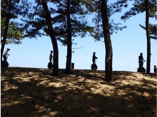 鳥取砂丘セグウェイ アドベンチャーツアー!【約140分】フリータイムや絶景スポット撮影サービス付き!の紹介画像