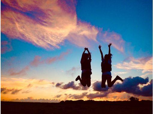 【石垣島/早朝】③朝から爽やか感動体験!選べるサンライズSUPorカヌー【写真データ無料】の紹介画像