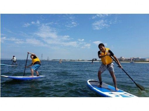 【大阪・関西空港前】海満喫!欲張りぜいたくWプラン SUP+ウインドサーフィン体験(1日コース)
