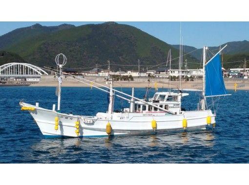 【和歌山・すさみ町】大物を狙おう!泳がせ釣り(ノマセ釣り)【地域共通クーポン取扱】