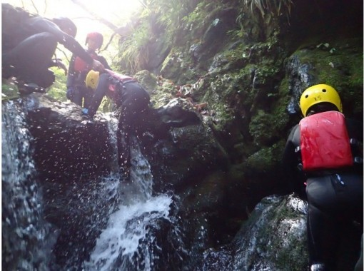 【 Tokyo · Tama River】 Refreshing shower climbing × Inflatable Kayak tour lunch included (1 Sun course)の紹介画像