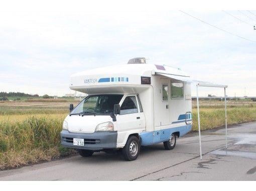 【愛知・名古屋】キャンピングカーレンタル☆ちょうどいいサイズ☆JB-490 4WD バンテック