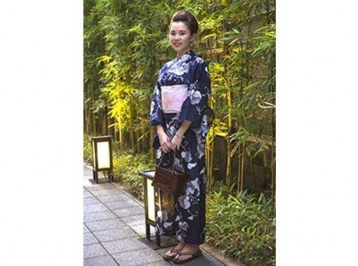 [奈良/奈良]您為什麼不隨意穿和服探索奈良?從近鐵奈良站出發!の紹介画像
