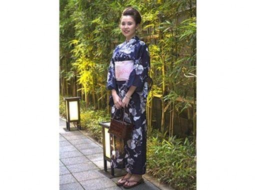 [奈良/奈良]您為什麼不隨意穿和服探索奈良? (附發)從近鐵奈良站出發!の紹介画像