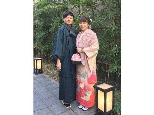 [奈良/奈良市]穿著和服自由探索奈良!情侶計劃立即從近鐵奈良站出發!の紹介画像