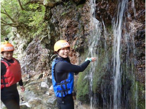 [Tochigi ・ Nasu】 In summer, it's in the river! shower Climbing Regular course 3 hoursの紹介画像