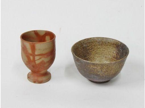 【兵庫・姫路市】備前焼  手回しロクロで陶芸体験!お茶碗、花瓶、お皿等を制作!の紹介画像