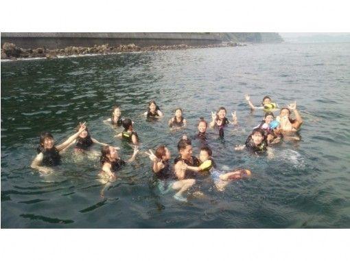 【静岡・伊豆・熱海】初心者歓迎!熱海でシュノーケリング(90分)「地域共通クーポン利用可能プラン」
