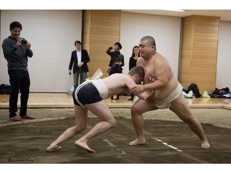 【東京・三鷹】日本人にもおすすめ!訪日外国人観光客向け「体験型相撲教室」開催する「スペースパンダ22」