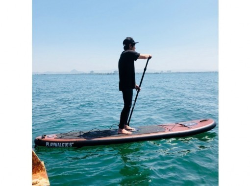 【滋賀・琵琶湖】SUP体験プラン!