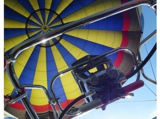 【北海道・富良野】熱気球係留フライト(モーニングフライト・サンセットフライト)