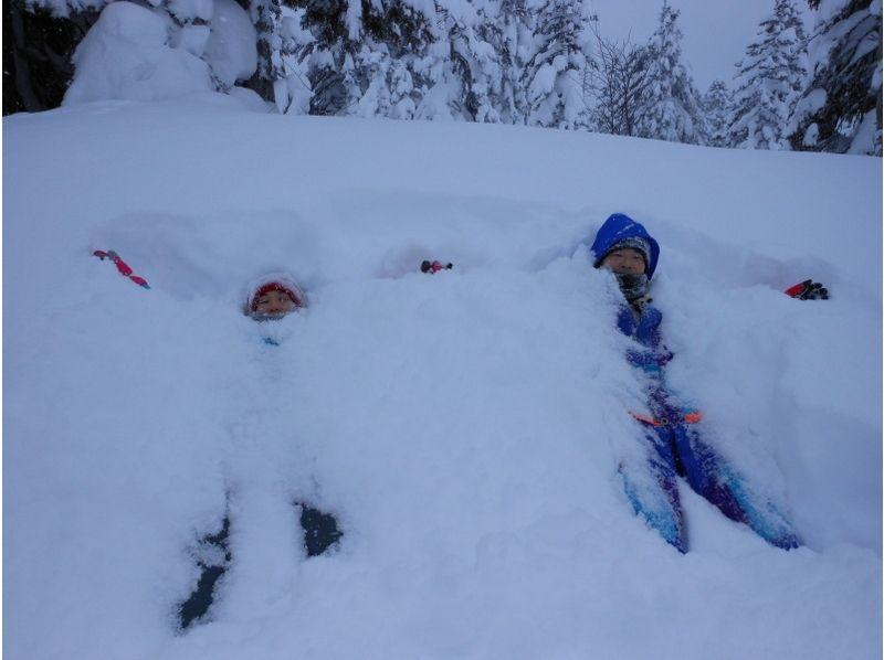 【北海道・大雪山】絶景スノーシュー★旭岳・天人峡・カモ沼・ワサビ沼コースの紹介画像