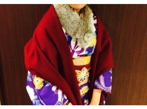 """前往旅遊區可使用的通用使用優惠券[京都/ Kiyomizudera]僅限於學習旅行,並且動手學習""""和服租賃特別折扣、特惠計劃"""" Kiyomizudera等都在步行距離之內!の紹介画像"""