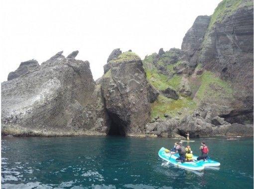 『1日1組限定!』 巨大SUP(MONSTER SUP)で透明度抜群の海をのんびり楽しむSUPツアー